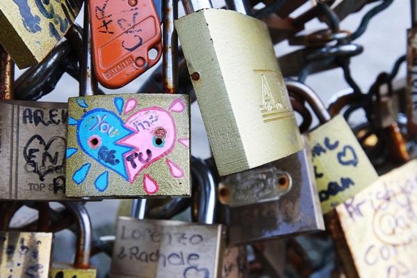 Ngắm cầu khóa tình yêu ở Pháp trước khi bị phá bỏ - 11