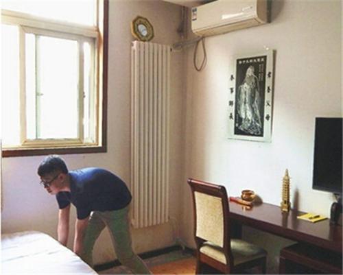 TQ: Mẹ thuê phòng theo phong thủy để giúp con thi đại học - 1