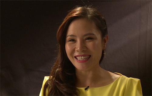 Vợ Phan Anh chia sẻ về chồng con trên truyền hình - 1