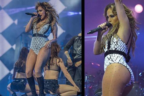 """""""Siêu vòng 3"""" Jennifer Lopez bị kiện vì mặc gợi cảm - 3"""