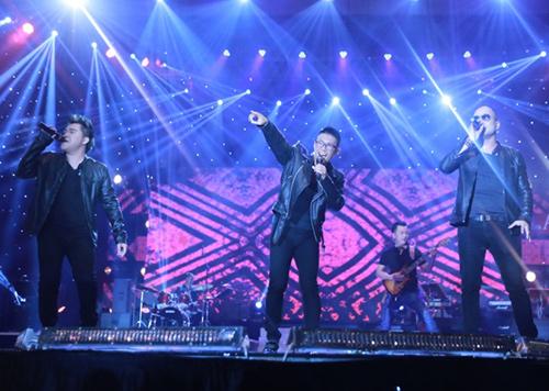 Thiên Vương (MTV) khoe con trên sân khấu - 12