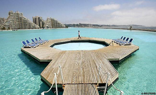 13 bể bơi độc, lạ nhất hành tinh - 3