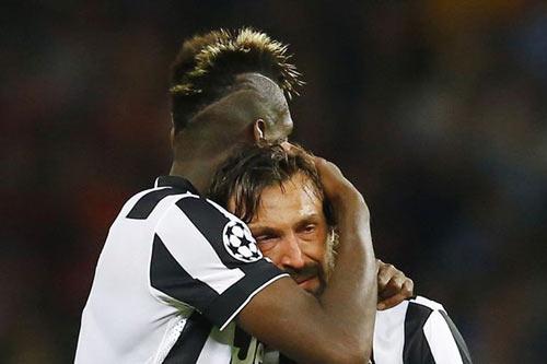 """CK Cup C1: Juventus gục ngã vì """"mắc bẫy"""" Barca - 3"""