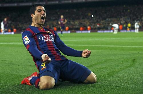 "Luis Suarez: ""Quái thú"" trong lòng Nou Camp - 2"