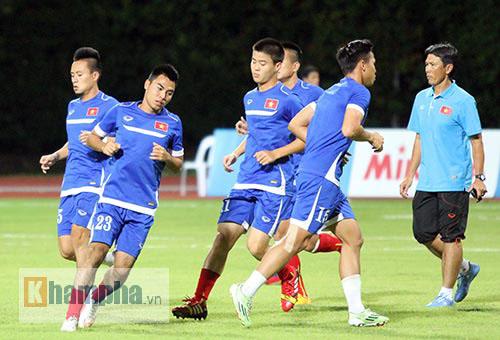 TRỰC TIẾP U23 VN - U23 Đông Timor: Không thể chống đỡ (KT) - 18
