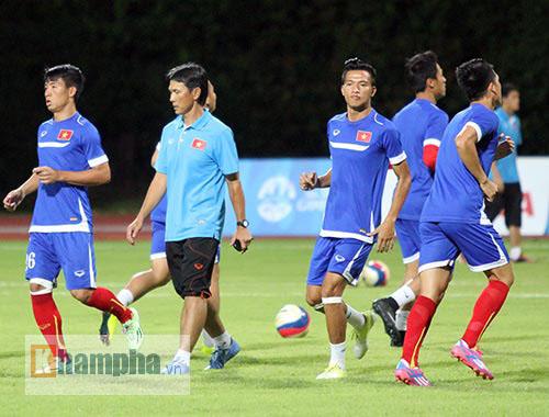 TRỰC TIẾP U23 VN - U23 Đông Timor: Không thể chống đỡ (KT) - 19