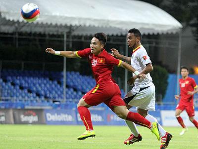 TRỰC TIẾP U23 VN - U23 Đông Timor: Không thể chống đỡ (KT) - 3