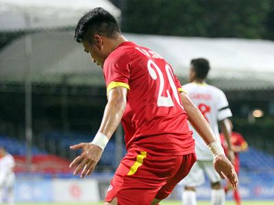 TRỰC TIẾP U23 VN - U23 Đông Timor: Không thể chống đỡ (KT) - 4