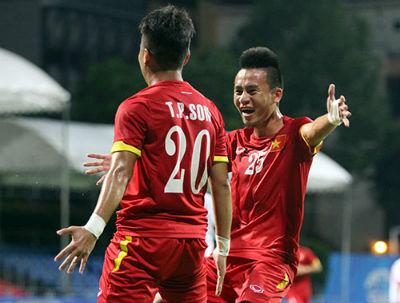 TRỰC TIẾP U23 VN - U23 Đông Timor: Không thể chống đỡ (KT) - 5