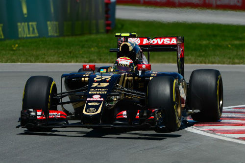 Phân hạng Canadian GP – Hamilton giành pole - 2