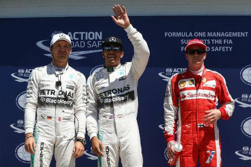 Phân hạng Canadian GP – Hamilton giành pole - 1
