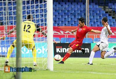 TRỰC TIẾP U23 VN - U23 Đông Timor: Không thể chống đỡ (KT) - 11