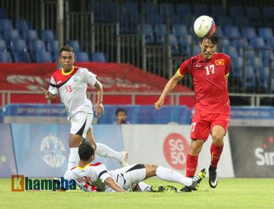 TRỰC TIẾP U23 VN - U23 Đông Timor: Không thể chống đỡ (KT) - 15