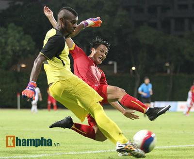 TRỰC TIẾP U23 VN - U23 Đông Timor: Không thể chống đỡ (KT) - 7