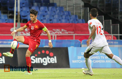 TRỰC TIẾP U23 VN - U23 Đông Timor: Không thể chống đỡ (KT) - 8