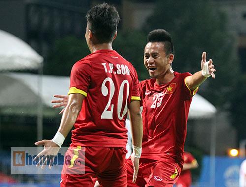 U23 Việt Nam - U23 Đông Timor: Hàng công tỏa sáng - 1
