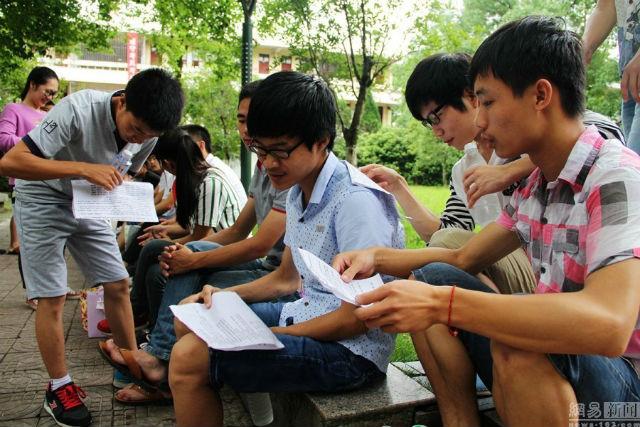 Ảnh: 9,42 triệu thí sinh TQ trong ngày đầu thi đại học - 2