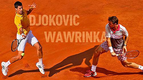Djokovic - Wawrinka: Trên đỉnh vinh quang - 1