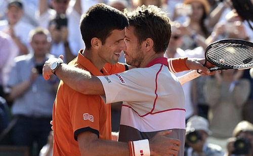 Thư hùng Djokovic-Wawrinka & những cảm xúc bất tận - 7