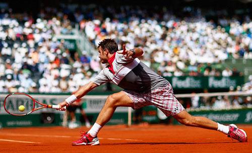 Thư hùng Djokovic-Wawrinka & những cảm xúc bất tận - 3