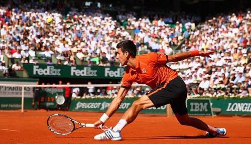 Thư hùng Djokovic-Wawrinka & những cảm xúc bất tận - 4