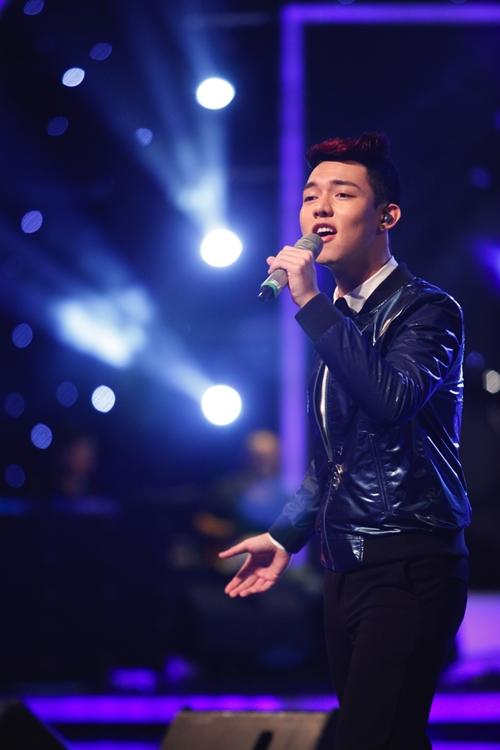 """Trọng Hiếu Idol """"đốn tim"""" fan nữ khi hát tiếng Việt - 6"""