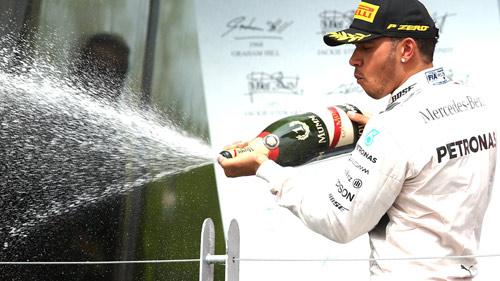 Canadian GP: Hamilton trở lại - 1
