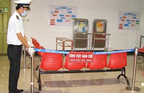 """Sân bay Tân Sơn Nhất """"tiếp đón"""" bệnh nhân MERS thế nào? - 3"""