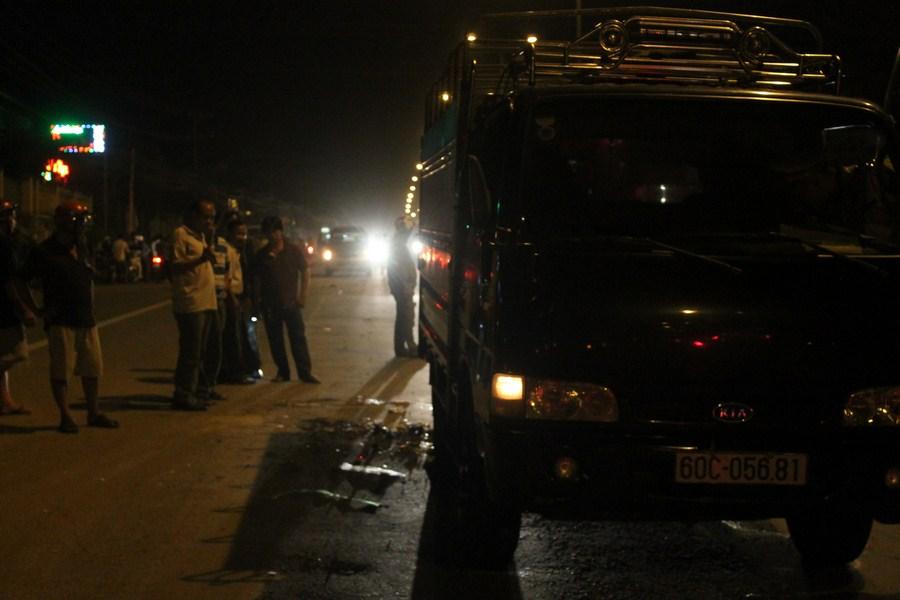 Tai nạn liên tiếp tại một điểm, 4 người thương vong - 1