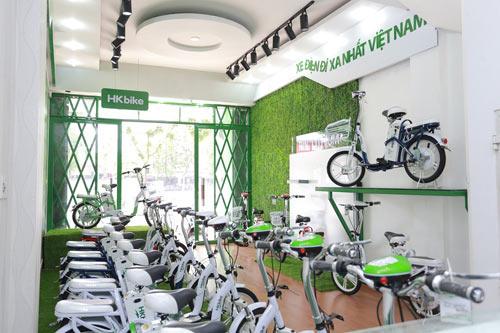 Hé lộ siêu phẩm xe đạp điện năm 2015 - 1
