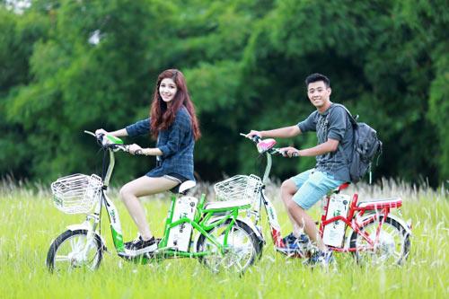 Hé lộ siêu phẩm xe đạp điện năm 2015 - 3
