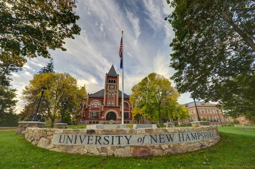 Săn học bổng du học tại Đại học New Hampshire - 2