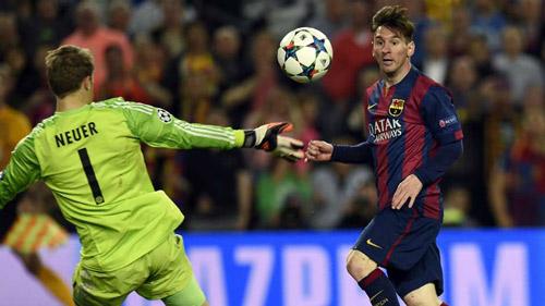 Barca áp đảo đội hình tiêu biểu Champions League - 3
