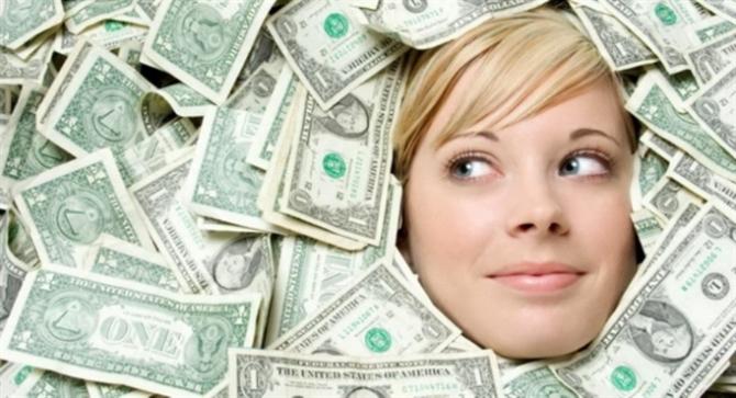 Những dấu hiệu chứng tỏ bạn sẽ giàu có - 1