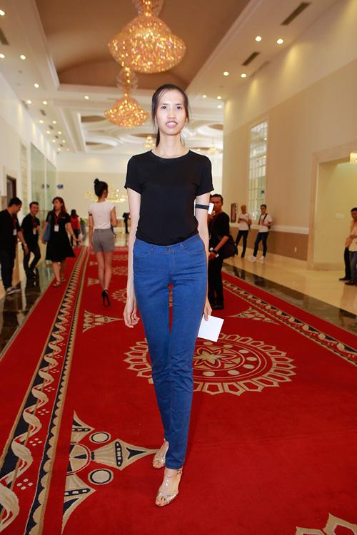 Hà Anh phản đối việc gieo hy vọng ảo cho cô gái 1m90 - 1