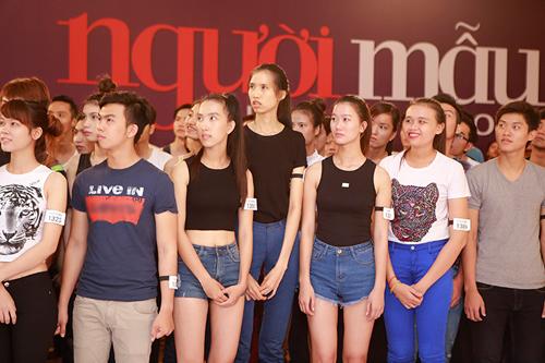 Hà Anh phản đối việc gieo hy vọng ảo cho cô gái 1m90 - 3