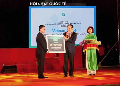Bia Sài Gòn tự hào thương hiệu Việt Nam - 2