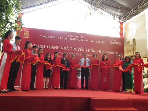 Bia Sài Gòn tự hào thương hiệu Việt Nam - 5