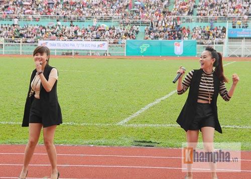 Dàn hot girl quy tụ tại giải bóng đá sinh viên TP.HCM - 5