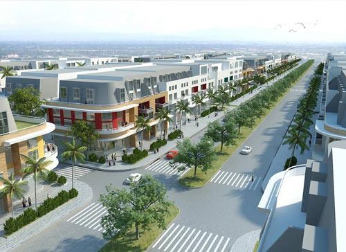 Mở bán 500 lô đất tại Khu đô thị sinh thái ven sông Hòa Xuân - 2