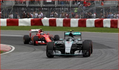 Canadian GP: Hamilton trở lại, Mercedes tiếp diễn 1-2 - 2