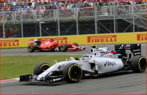 Canadian GP: Hamilton trở lại, Mercedes tiếp diễn 1-2 - 3