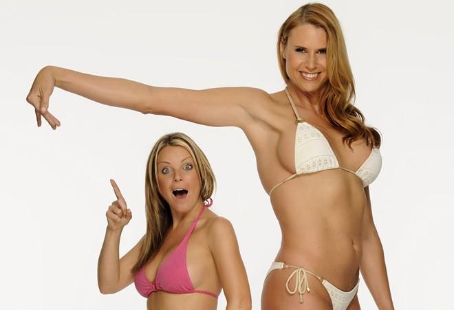 """4 người mẫu nữ có chiều cao """"khủng"""" nhất thế giới - 5"""