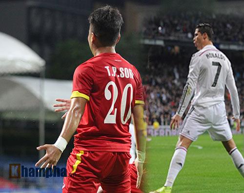 """Cầu thủ ấn tượng tuần 1-7/6: """"CR7 Việt"""" ghi bàn như """"CR7 xịn"""" - 1"""