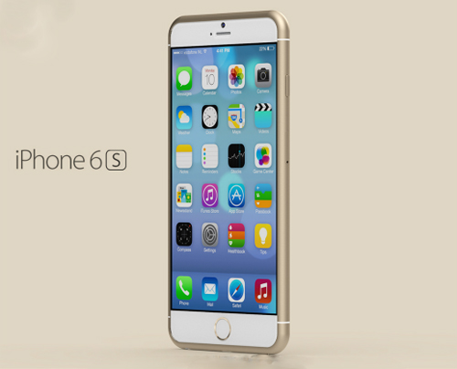 iPhone 6S dùng vỏ nhôm siêu bền từ máy bay - 1