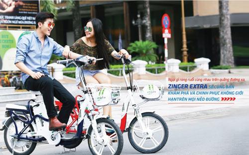 Siêu phẩm xe điện mới của HKbike sẽ có giá hời - 3
