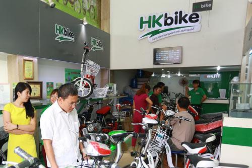 Siêu phẩm xe điện mới của HKbike sẽ có giá hời - 4