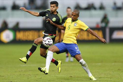 ĐT Brazil: Sẵn sàng chinh phục Nam Mỹ - 1