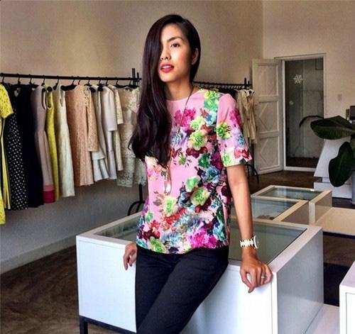 8 bà chủ trẻ tài ba, gợi cảm của showbiz Việt - 4