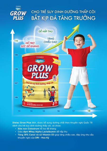 """""""Chìa khóa vàng"""" cho trẻ suy dinh dưỡng thấp còi - 1"""